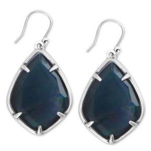 Lucky Brand Silver-Tone Drop Earrings